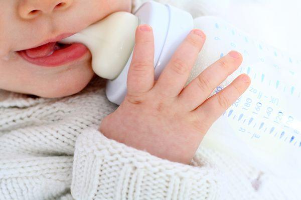 Αποστείρωση στα αντικείμενα του μωρού, χωρίς εμμονές