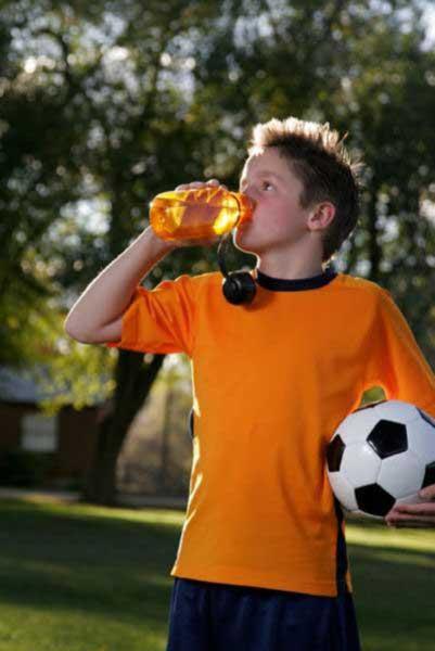 Διατροφή για μικρούς αθλητές!