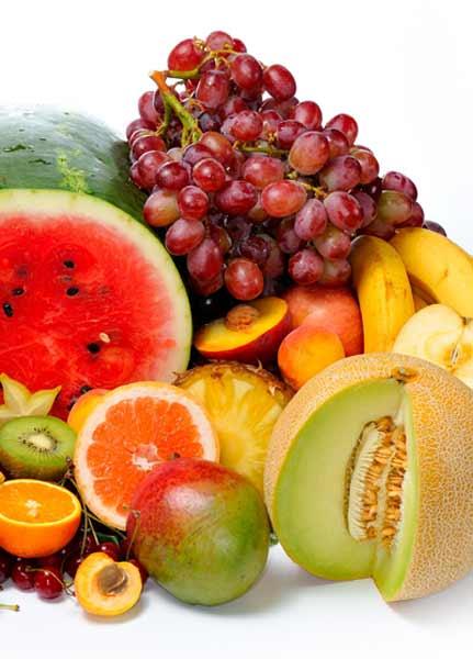 Φρούτα και χυμοί: αναπόσπαστο κομμάτι της διατροφής μας