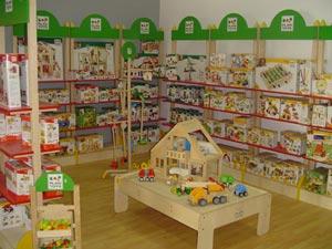 Νέο Shop in a shop Plan Toys στην Αθήνα