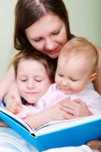 η αναγνωση ενος παραμυθιου για τα παιδια σας