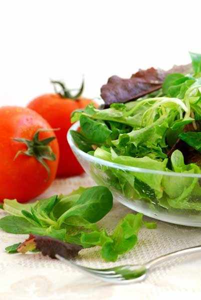 Ωμά, ψητά ή βραστά λαχανικά