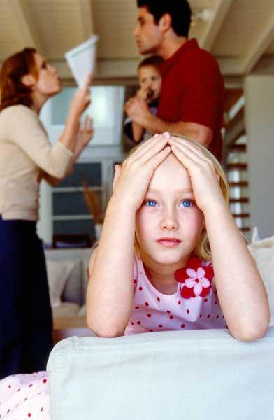 Πόσο επηρεάζονται τα παιδιά από το διαζύγιο των γονιών τους