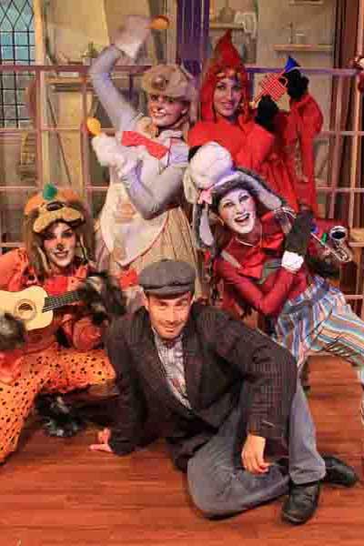 Μιούζικαλ «Η συναυλία των ζώων», στην παιδική σκηνή Θυμέλη