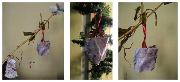 Χριστουγεννιάτικες κατασκευές με το παιδί σας