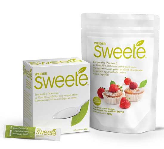 SweeteProionta