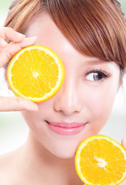 Woman-VitaminC