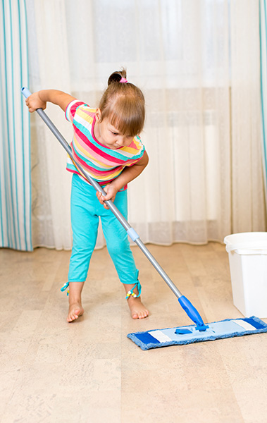Girl-With-Mop