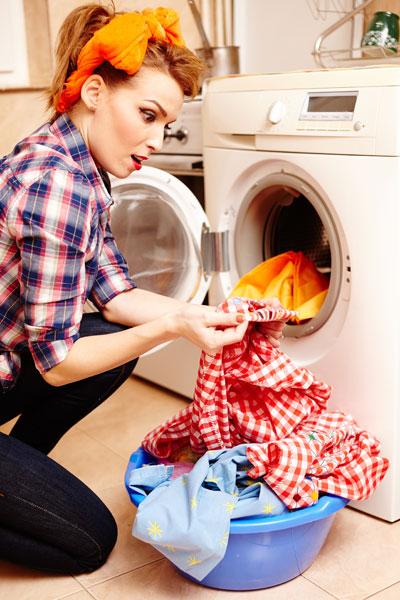 Housewife-Washing